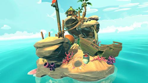 curious tale island